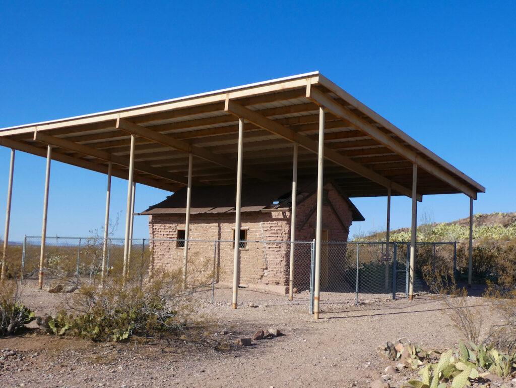 Pancho Villa NM St Pk